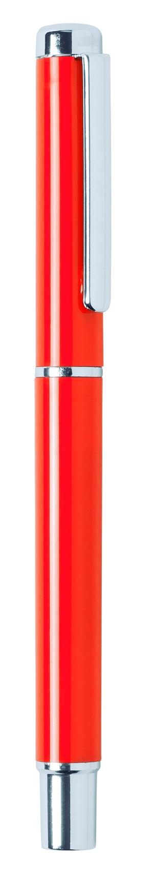 Roller Lexom Color naranja y plateado