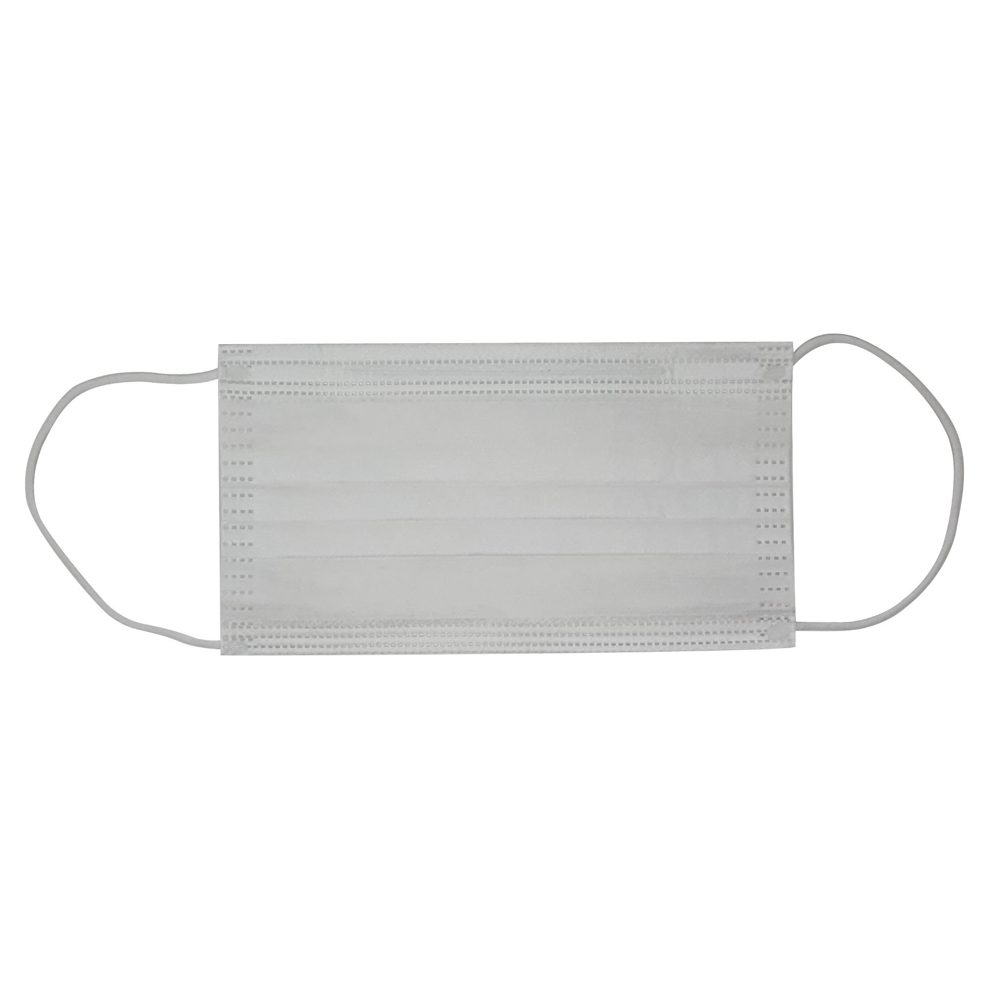 Mascarilla higiénica Preti Color blanco