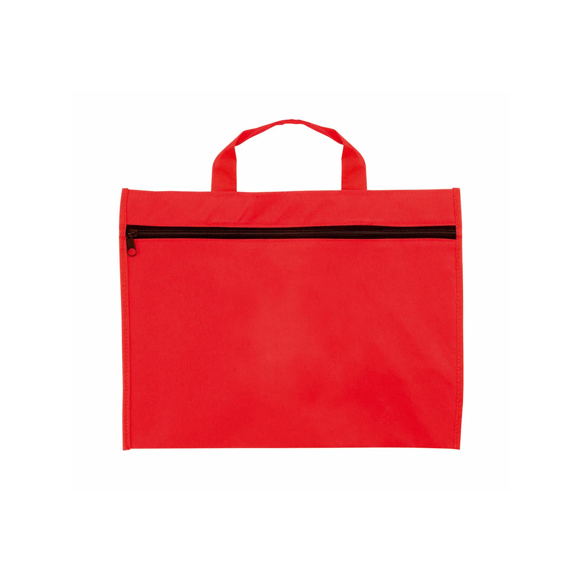 Portadocumentos Leston Color rojo