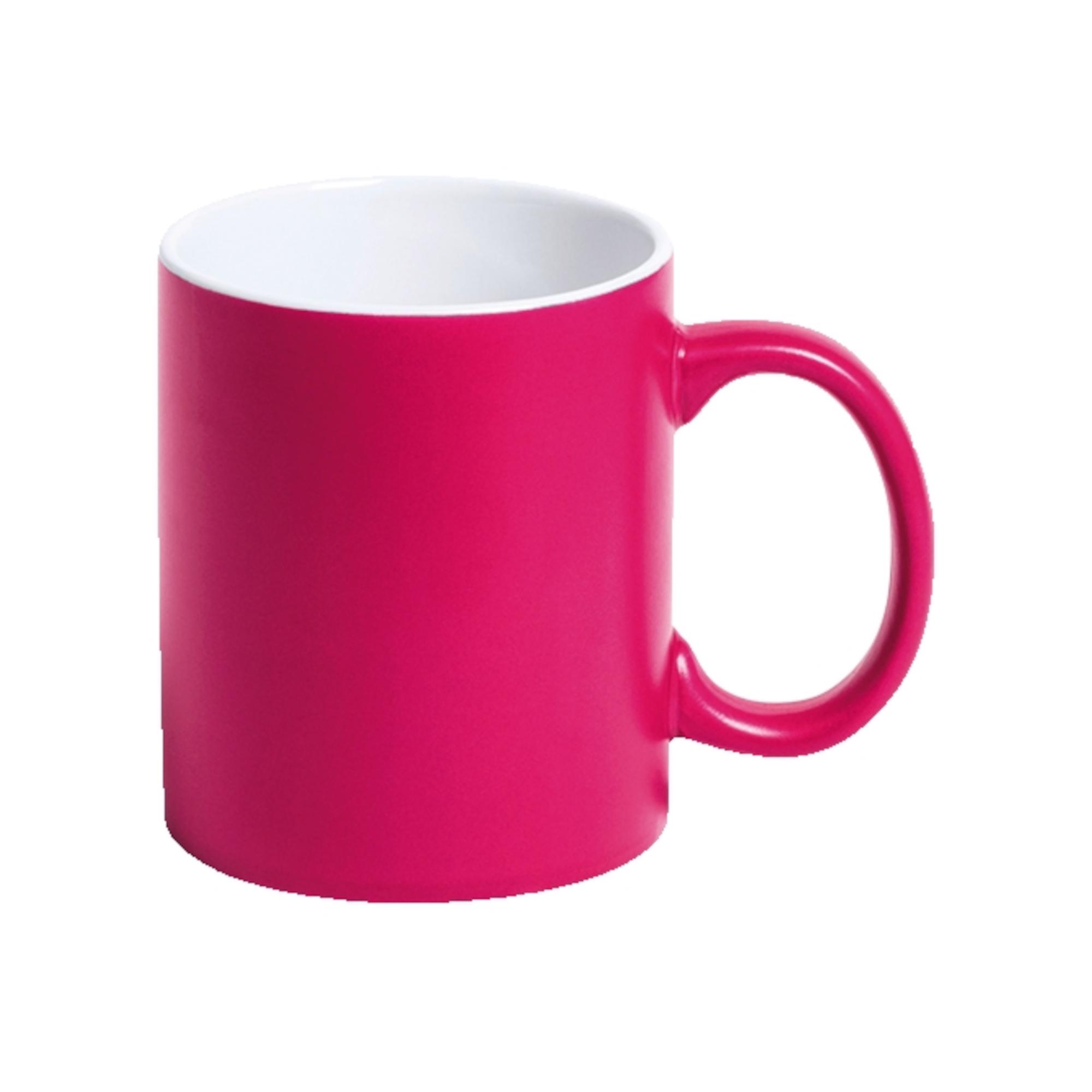 Taza Cloude Color rosa