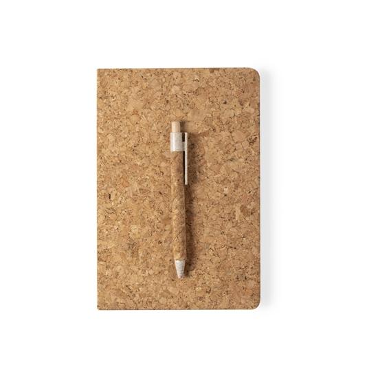 Set libreta y bolígrafo Sefer
