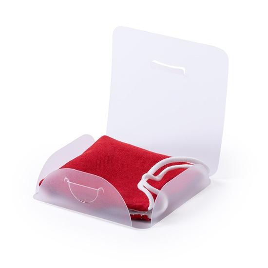 Portamascarillas Primar Color transparente