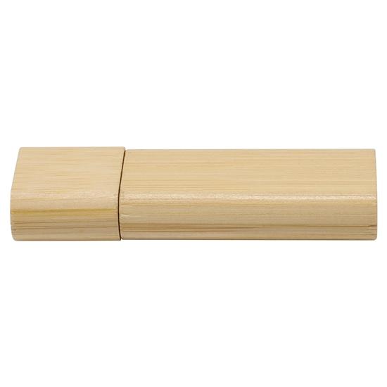Memoria USB en bambú Bumuk