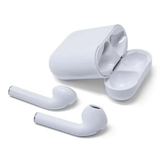 Auriculares inalámbricos Dolmer Color blanco