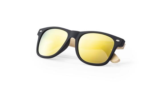 Gafas de sol Brecar Color amarillo