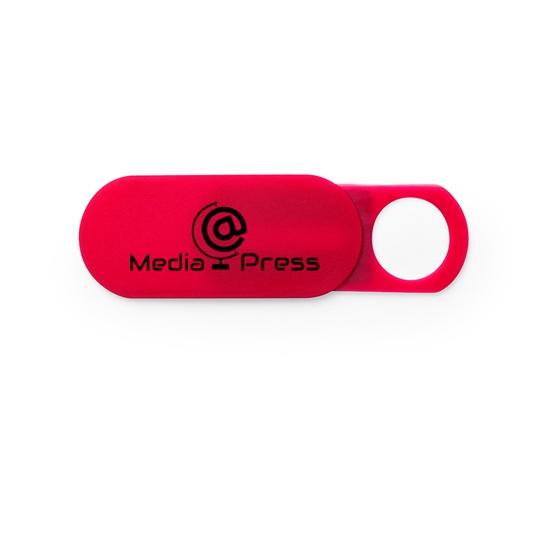 Tapa webcam Bekeb Color rojo