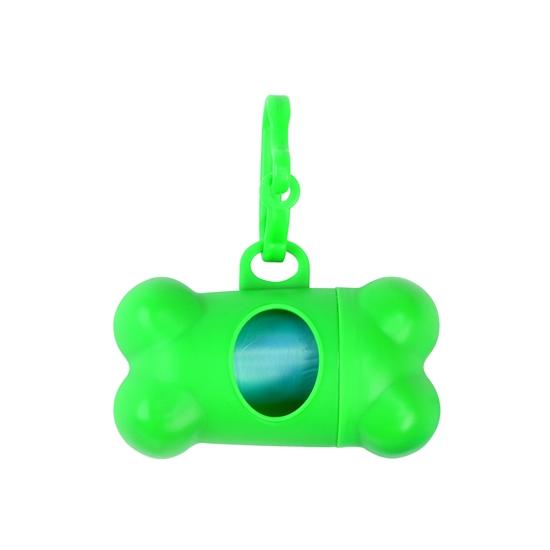 Dispensador de bolsas Boldix Color verde