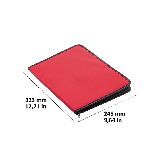 Carpeta Corbyt Color rojo