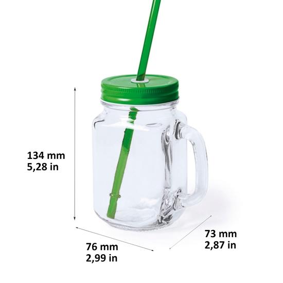 Tarro Setry Color verde